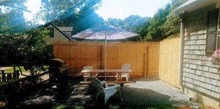 COTUIT Cotuit vacation rental - Backyard