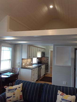 COTUIT Cotuit vacation rental - Loft and Living Room