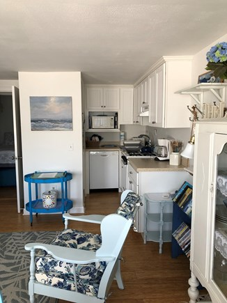 Dennisport Cape Cod vacation rental - Charming and bright living space.