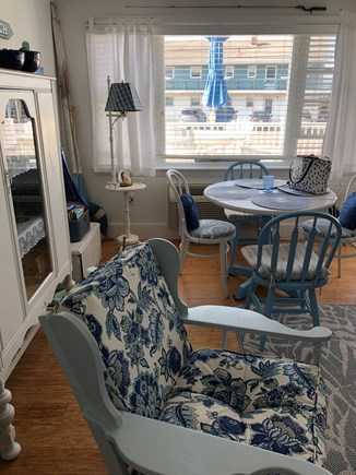 Dennisport Cape Cod vacation rental - Another view of living/dining space.
