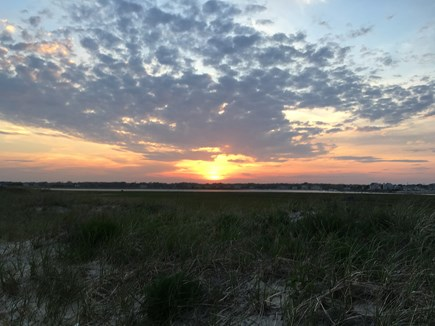 Dennisport Cape Cod vacation rental - Beautiful Cape Cod sunsets.