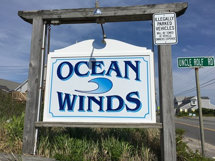 Dennisport Cape Cod vacation rental - Ocean Winds Condos sits 25 feet away from the ocean!