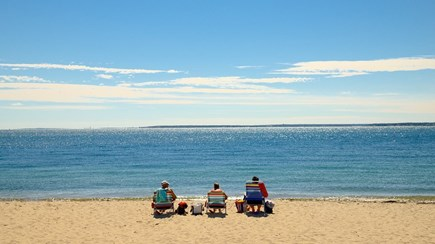 Falmouth Cape Cod vacation rental - Surf Drive Beach is across the street