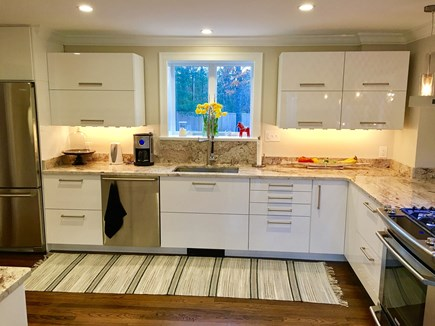 Marstons Mills Marstons Mills vacation rental - Newly remodeled kitchen.