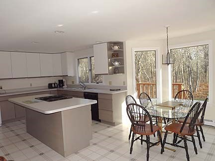 Chatham Cape Cod vacation rental - Well equipped kitchen with sitting area