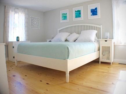 Centerville Centerville vacation rental - Master bedroom- has full en suite newly remodeled bath