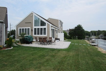 South Yarmouth Cape Cod vacation rental - Outside Waterfront Dining