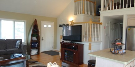South Yarmouth Cape Cod vacation rental - Living Area