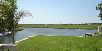South Yarmouth Cape Cod vacation rental - Your back yard