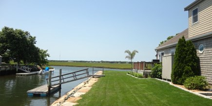South Yarmouth Cape Cod vacation rental - Dock
