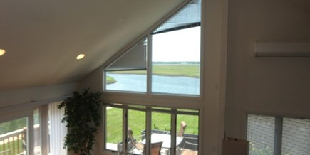 South Yarmouth Cape Cod vacation rental - View from upstairs