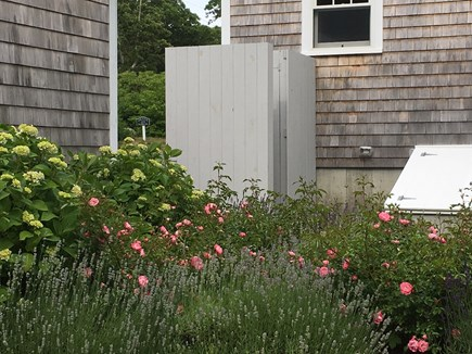 East Orleans Cape Cod vacation rental - Nothing beats an outdoor shower after a day at the beach!