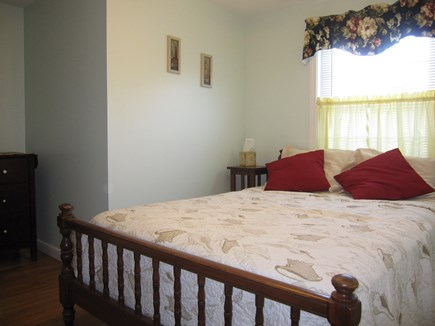 West Dennis Cape Cod vacation rental - Bedroom with full size bed