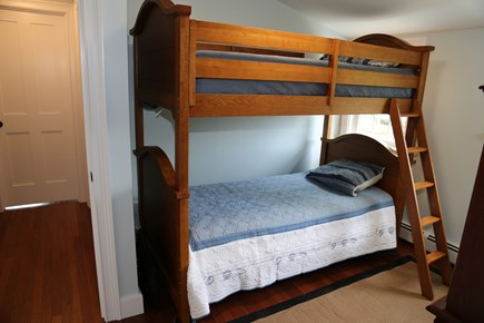 Sandwich Cape Cod vacation rental - Bedroom with Bunk on 2nd Floor.
