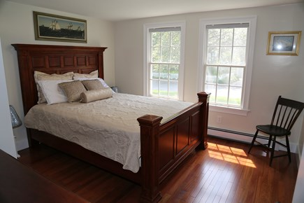 Sandwich Cape Cod vacation rental - Bedroom on 1st Floor with Queen.