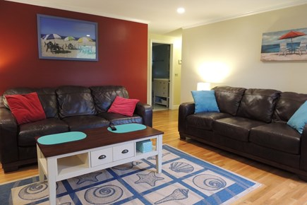 Harwich Cape Cod vacation rental - Comfortable Spacious Living Room