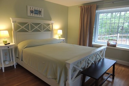 Harwich Cape Cod vacation rental - Master Bedroom with Queen