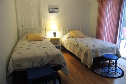 Harwich Cape Cod vacation rental - Comfortable Twin Beds