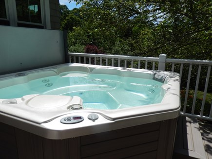 Falmouth Cape Cod vacation rental - Hot Tub