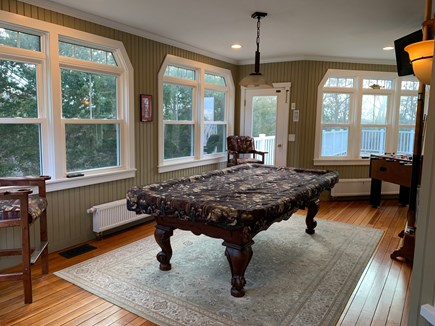 Falmouth Cape Cod vacation rental - Game Room