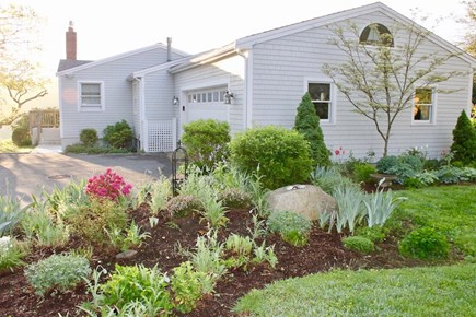 East Falmouth Cape Cod vacation rental - At the front of the house, you will have driveway parking.