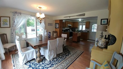 Sagamore Beach Sagamore Beach vacation rental - Beautiful open kitchen dining room comb.