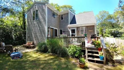 Sagamore Beach Sagamore Beach vacation rental - This is a huge four bedroom two full bath Cape.  Nice large deck