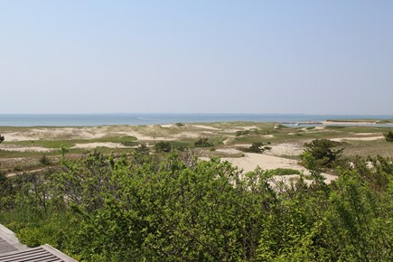 Truro Cape Cod vacation rental - Overlooking acres of conservation land toward Provincetown