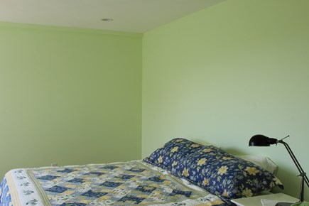 Truro Cape Cod vacation rental - First level bedroom with queen bed