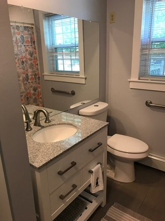 Harwich Cape Cod vacation rental - First floor bathroom