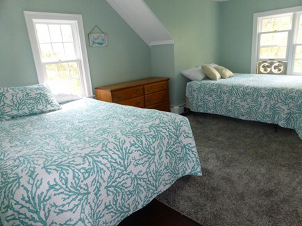 Eastham Cape Cod vacation rental - Upstairs left side bedroom