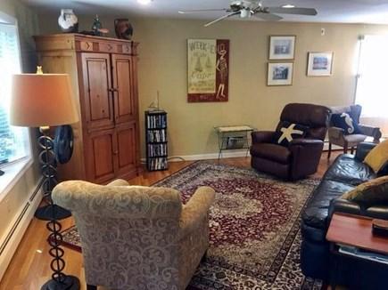 West Hyannisport Cape Cod vacation rental - Living Room