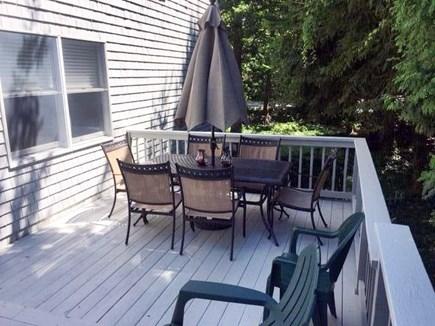 West Hyannisport Cape Cod vacation rental - Outdoor porch