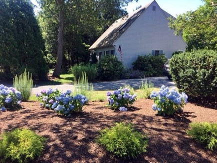 West Hyannisport Cape Cod vacation rental - Outside view of house