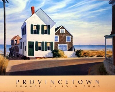 Provincetown East End Cape Cod vacation rental - An Example of Provincetown Art