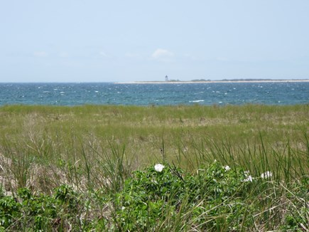 Provincetown East End Cape Cod vacation rental - Water View from the Deck