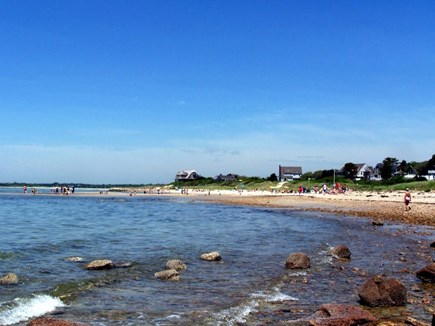 Falmouth Cape Cod vacation rental - Quiet, peacefully Wood Neck Beach so close to home