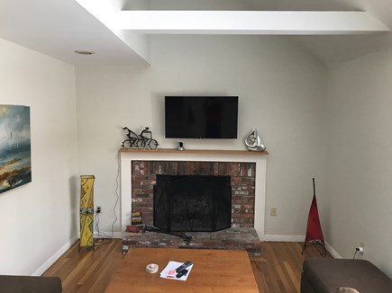 Falmouth Cape Cod vacation rental - Large Family Room perfect for playing games, TV and relaxing