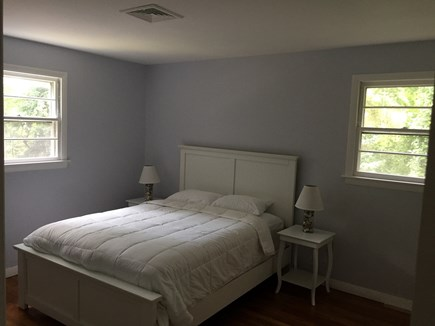 Falmouth Cape Cod vacation rental - Peaceful Queen bedroom with new bed set