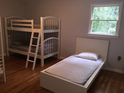 Falmouth Cape Cod vacation rental - Another view of the kids' bedroom