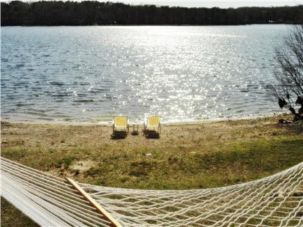 Sandwich Cape Cod vacation rental - Enjoy 70 feet of your own private beach