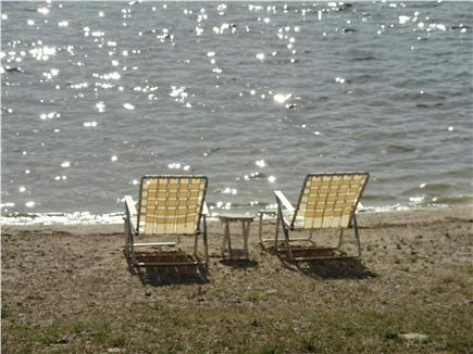 Sandwich Cape Cod vacation rental - Relaxing on your own beach!