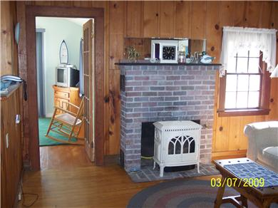 Sandwich Cape Cod vacation rental - Living room and tv room