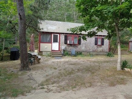 Truro Cape Cod vacation rental - Little Pamet Cottage With A/C & Screened In Porch