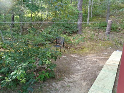 Truro Cape Cod vacation rental - On The Way To The Outdoor Shower