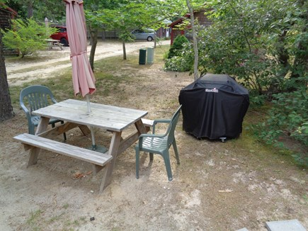 Truro Cape Cod vacation rental - For Your BBQ Enjoyment