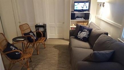 Truro Cape Cod vacation rental - TV Time