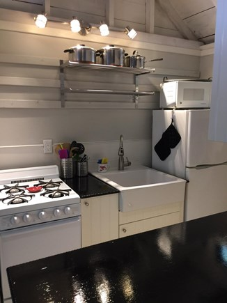 Truro Cape Cod vacation rental - Good Lighting For All That Cheffing