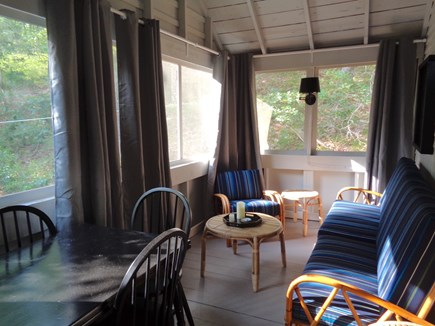 Truro Cape Cod vacation rental - Sweet Screened In Porch