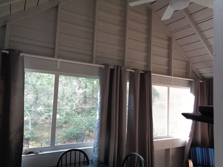 Truro Cape Cod vacation rental - Ceiling Fan For The Porch Circulation